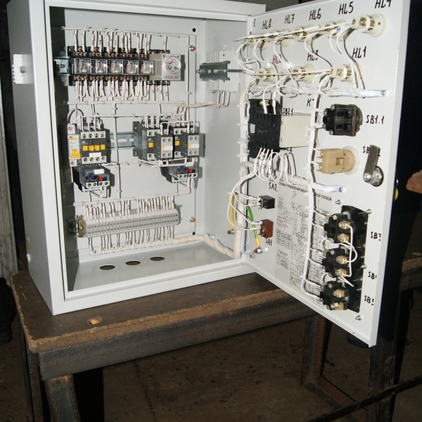 Автоматика механического котла