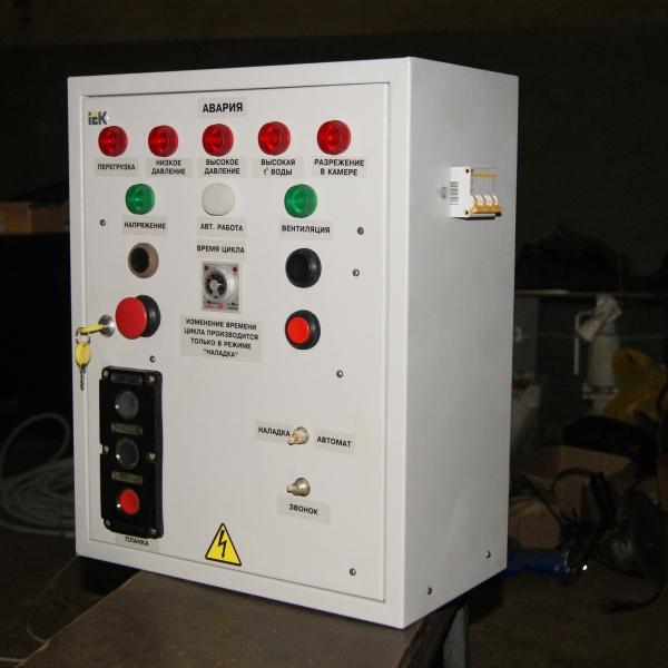 Автоматика парового котла на дизеле