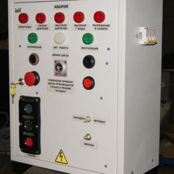 Автоматика топки ТШПМ