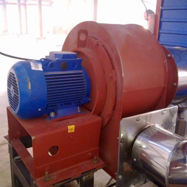 Дымосос Д-3,5М-1500