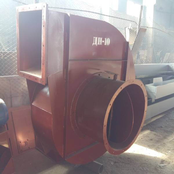 Дымосос ДН-17-1500