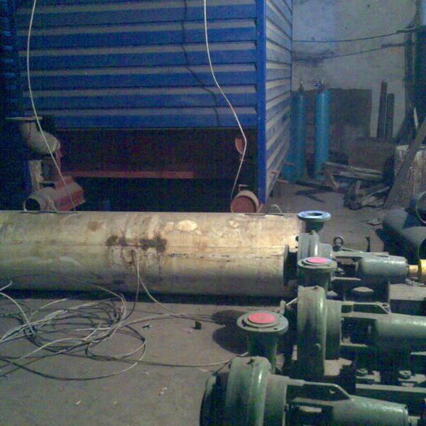 Котёл КВм-5,45 на угле с топкой ТЛПХ