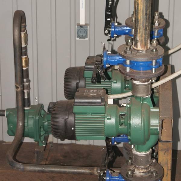 Модульная котельная МКУ-0,4 на основе котла КВм-0,4 на древесных отходах со шнековой подачей