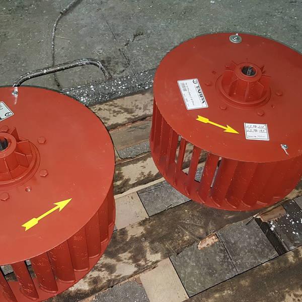 Вентилятор ВД-2,8-3000