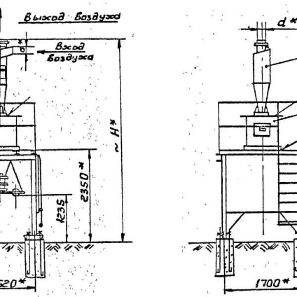 Циклон ЦН-15-500-4УП