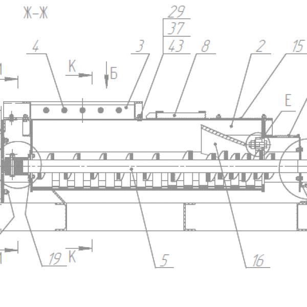 Дробилка ВДП-15