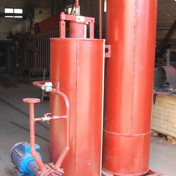 Водоподготовительная установка БВПУ-10