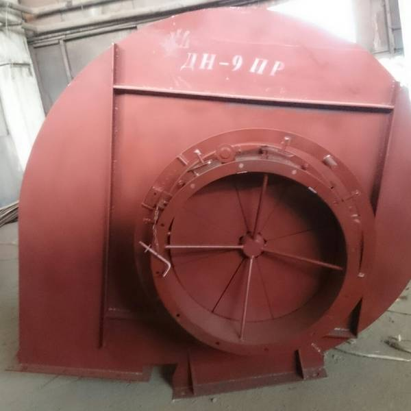Дымосос ДН-17-1000