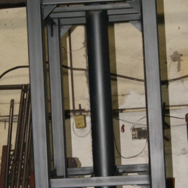 Дымовая труба самонесущая Dy 300