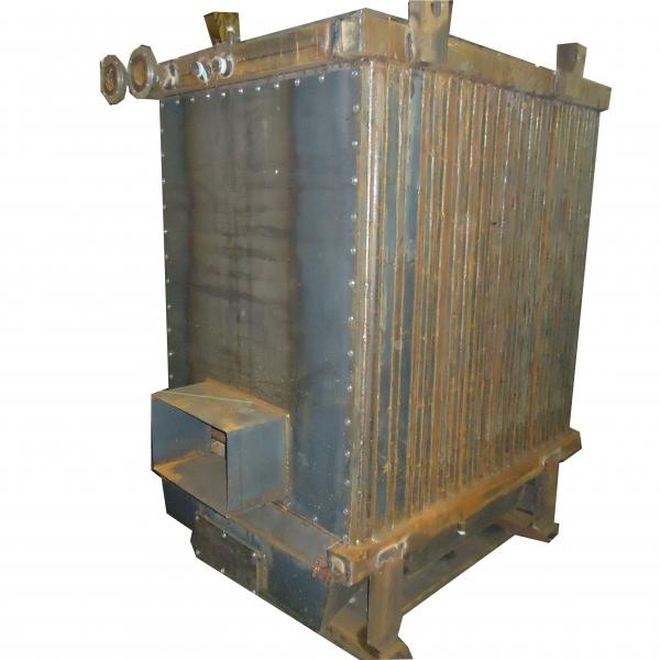 Котел КВр-0,2 на древесных отходах c колосниковой решеткой