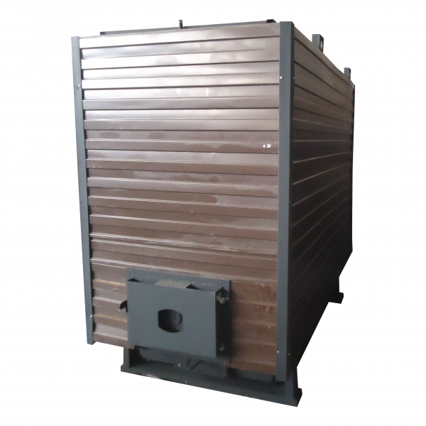 Котел КВр-0,95 на древесных отходах c колосниковой решеткой