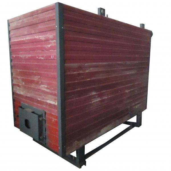 Котел КВр-1,05 на древесных отходах c колосниковой решеткой