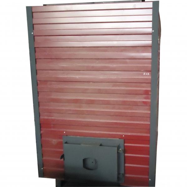Котел КВр-1,4 на древесных отходах c колосниковой решеткой