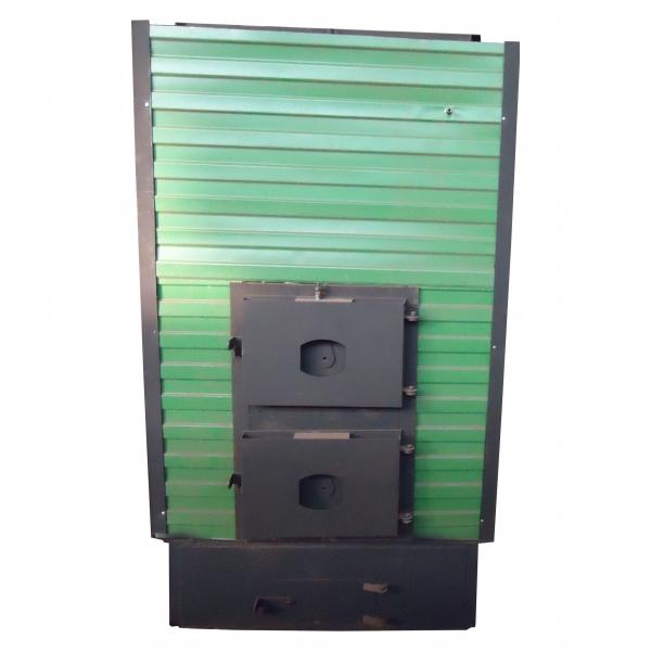 Котел КВр-1,8 на древесных отходах c колосниковой решеткой