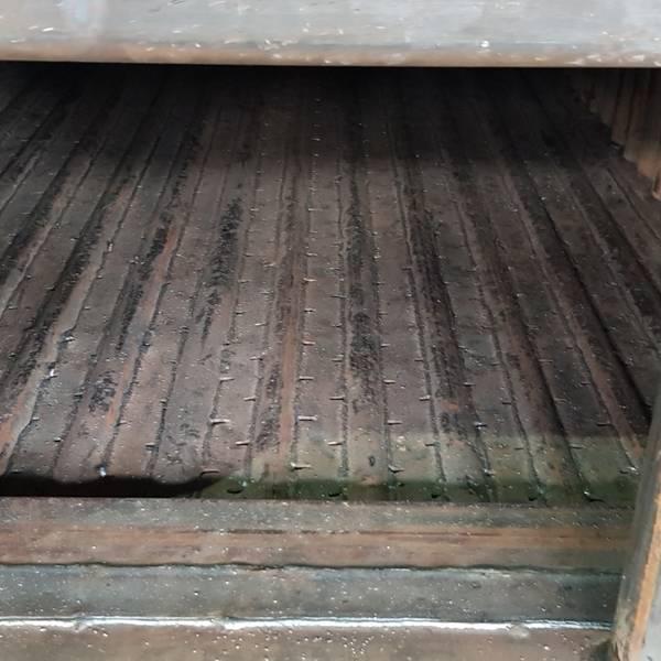 Котёл КВр-0,8 на угле с колосниковой решеткой