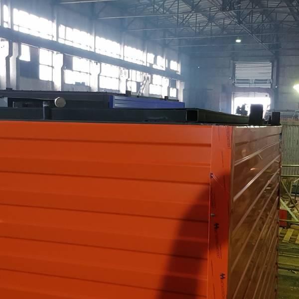 Котёл КВр-1,55 на угле с топкой ОУР