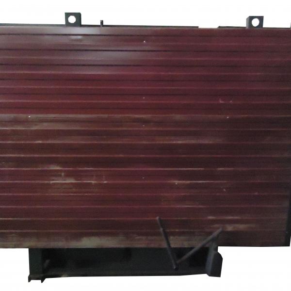 Котёл КВр-1,85 на угле с колосниковой решеткой