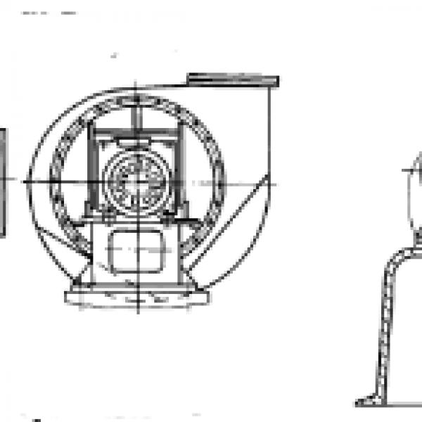 Дымосос ДН-9-1500