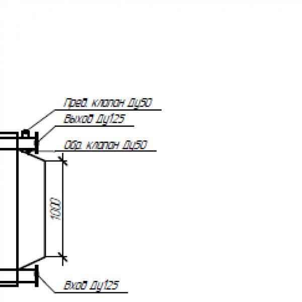 Котёл КВм-3,05 на древесных отходах со шнековой подачей