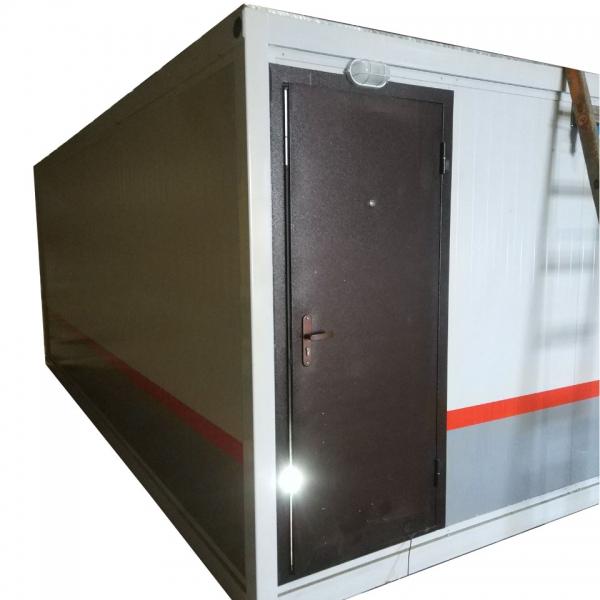 Модульная котельная на газе мощностью 4.0 МВт