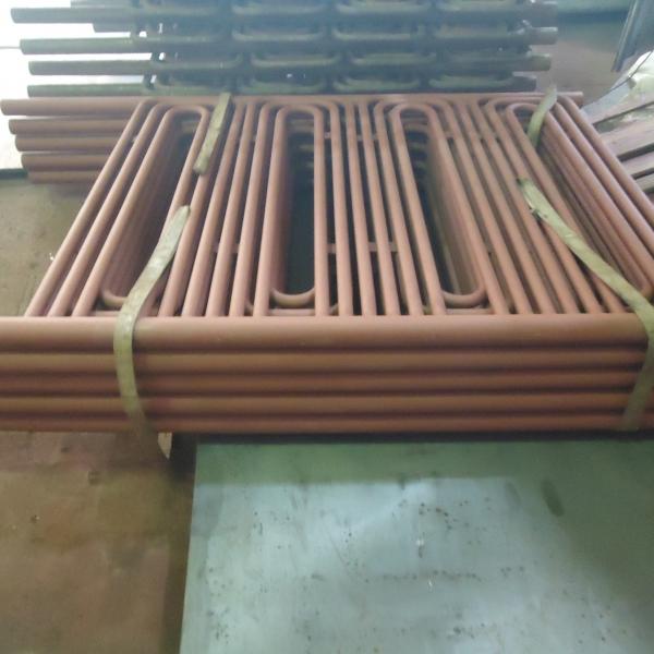Трубные системы котла КВТС 30