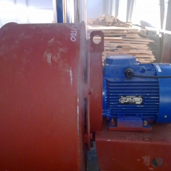Вентилятор ВД-19ЦС-6,3-3000