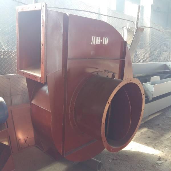 Вентилятор ВДН-12,5-1500